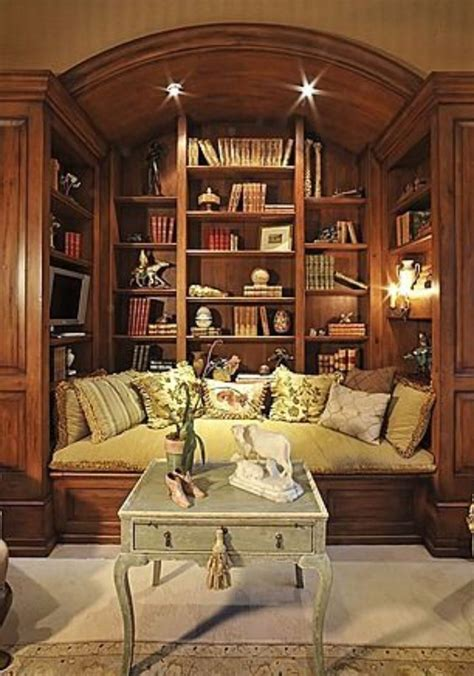 Reading Nooks Set by I Could So Relax And Read Here The Reading Room Home