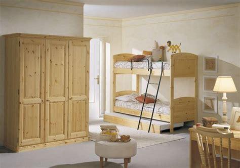 mobili in legno di pino in legno di pino con armadio 3 ante letto a