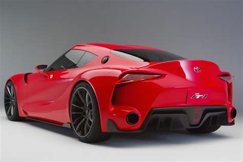 Toyota Ft1 Concept  Teknikens Värld