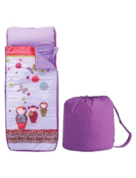vertbaudet cuisine sac de couchage fille avec matelas integre vertbaudet