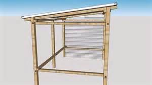 Construire Un Abris Jardin En Parpaing by Abri Velo Gilou Youtube