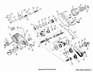 Transfer Case Shifter Linkage Part Number Request