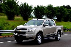 New Chevy Colorado Retains S-10 Name In Latin America GM