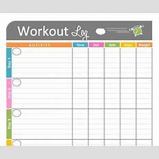Free Printable Workout Schedule  Blank Calendar Printing  Workout  Workout Log, Workout Log