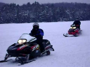 2010 polaris rush snowmobile snowtrax television how