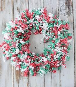 12, Unique, Diy, Christmas, Wreath, Ideas