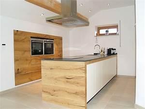 Moderne Küchen Aus Massivholz : die 25 besten ideen zu k che eiche rustikal auf pinterest rustikale k chen beleuchtung ~ Sanjose-hotels-ca.com Haus und Dekorationen