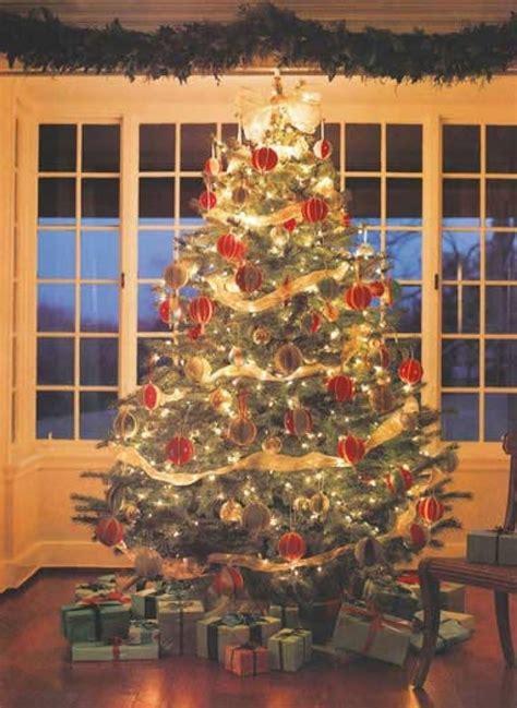 elegant christmas tree decorating ideas designcorner