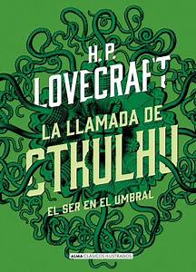 La Llamada De Cthulhu  Cl U00e1sicos    H P  Lovecraft