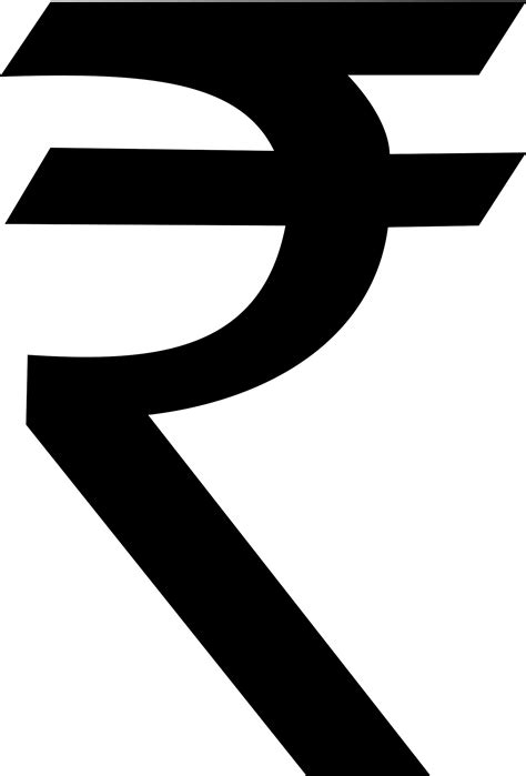 Indian rupees symbol png #27187 - Free Icons and PNG