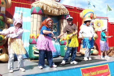 Bohm's Family Entertainment - Magic shows, Game Shows ...