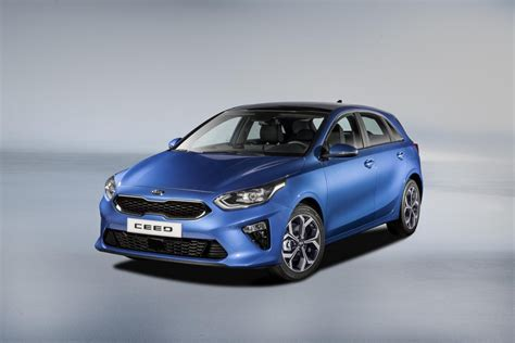 2019 Kia Ceed Unveiled With Level 2 Autonomy