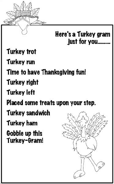 turkey gram  idea door