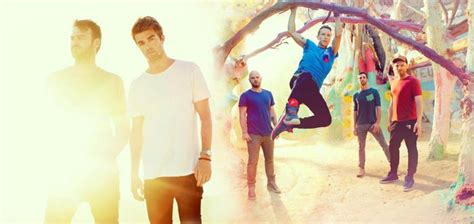 The Chainsmokers、coldplayとコラボした新曲「something Just Like This