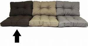 Auflagen Für Loungemöbel : loungekissen gartenm bel auflagen f r lounge gruppen f r b nke auflagen polster garten ~ Markanthonyermac.com Haus und Dekorationen