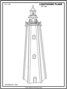Genius Lighthouse Construction Plans by Decorative Lawn Lighthouse Woodworking Building Plans