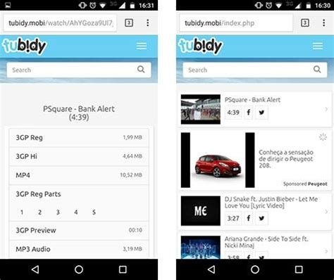 Tubidy application allows you to download your favorite music from your mobile phone to your you can get more details about tubidy mp3 listening and downloading application.tubidy mobile mp3. Tubidy Mobile Download, Veja Online - Baixar é no Zigg!