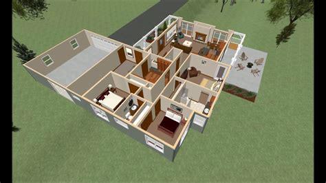 home floor plan wausau homes youtube
