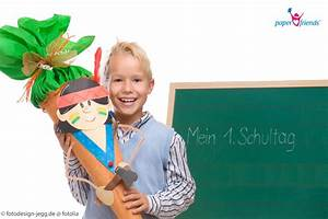 Kind Mit Schultüte : vorbereitungen f r die einschulung f llung schult te ~ Lizthompson.info Haus und Dekorationen