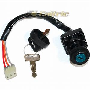 Ignition Key Switch Arctic Cat 500 4x4 Fis Mrp Trv Tbx Le 2000