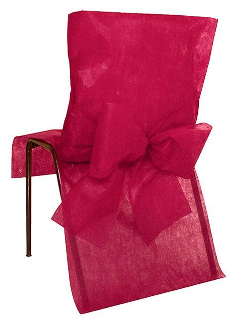 housse de chaise noel 4 housses de chaise intissé avec noeud noel