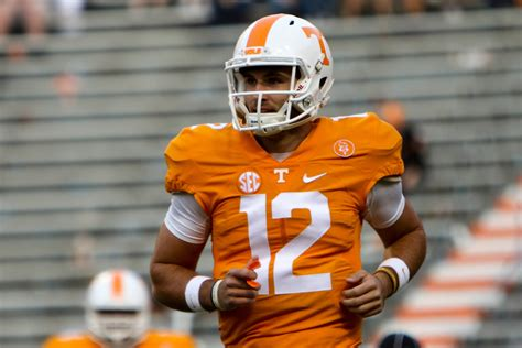 tennessee football spring game report card grading