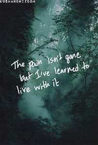 Dark Quotes About Pain. QuotesGram