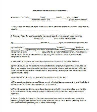 sales contract template 22 sales contract templates free sle exle format free premium templates