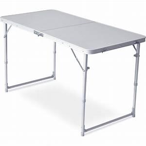 Table Camping Pliable : table de camping pliable xl pinguin outdoor equipment montania sport ~ Farleysfitness.com Idées de Décoration