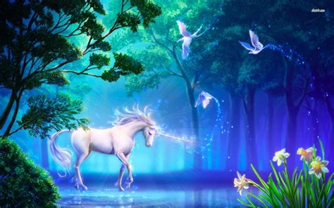 unicorn wallpapers wallpaper cave