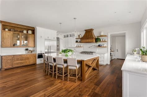 flooring types  kitchens