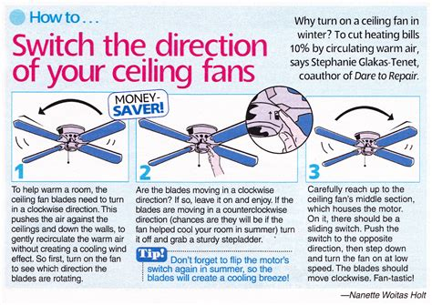 ceiling fan direction switch dare to repair magazines page 3