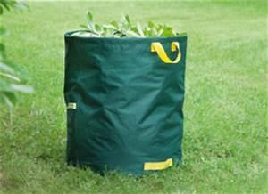 Sac A Dechet Vert : sac d chets vert auto stable nortene ~ Dailycaller-alerts.com Idées de Décoration