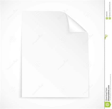 blank letter blank letter paper icon stock vector illustration of empty 29921815