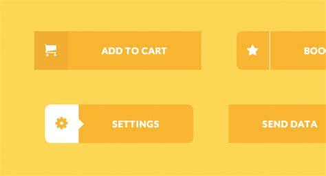 creative button styles web design tutorials web design
