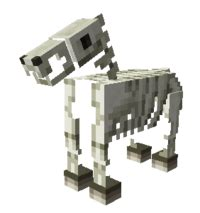 skeleton horse feed  beast wiki