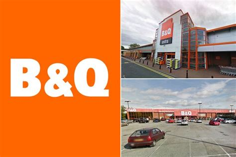 B&q To Shut 60 Stores Find Out Whether Your Local Store