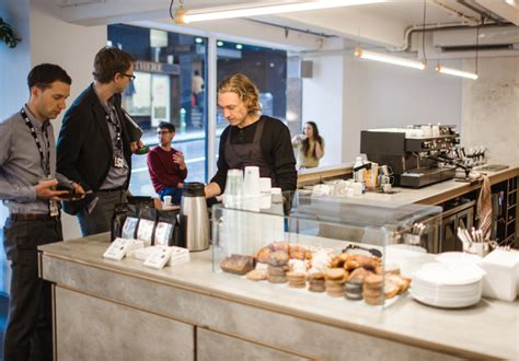 We aim to provide consistently outstanding coffee service and products through hard work, research, education and evolution. Everyday Coffee Opens Midtown