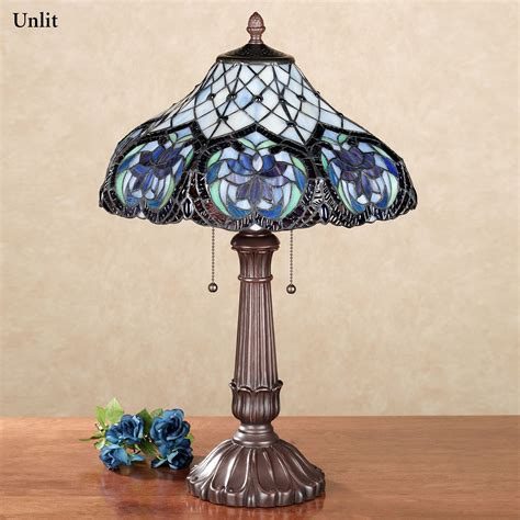 Antique Paraffin Lamp by Stained Glass Lamps Lighting And Ceiling Fans