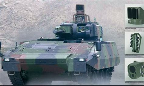 Airbus Wins QinetiQ Contract To Deliver Tank Self ...