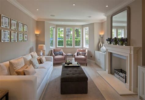 How To Decorate A Long Rectangular Living Room-meliving