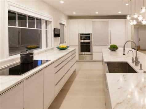 comptoir de cuisine blanc comptoir de cuisine blanc 52 idées élégantes avec du