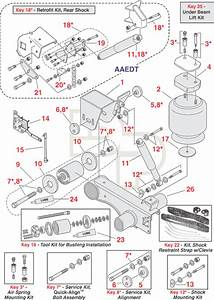 Hendrickson Trailer Suspension Parts