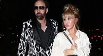 """Nicolas Cage yells """"she is going to take all my money ..."""