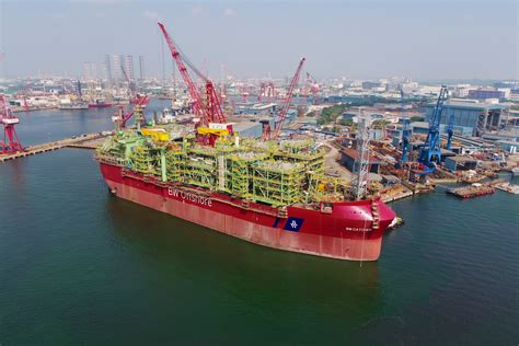Trelleborg awarded contract for Catcher FPSO project
