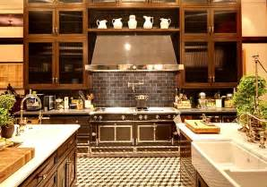 big kitchen islands renner 39 s deco style house in l a hooked on
