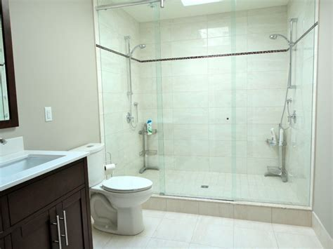 Leaside Double Shower Ensuite