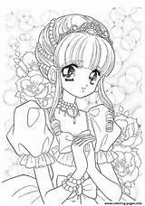 Coloring Pages Force Glitter Colouring Printable Princess Books Album Photobucket Serhan Nour Uploaded Hitman Sheets Coloriage S44 Manga Anime Animal sketch template