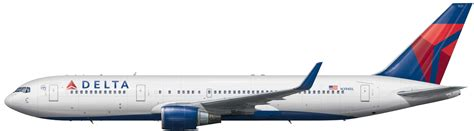 Boeing 767300er  Delta News Hub