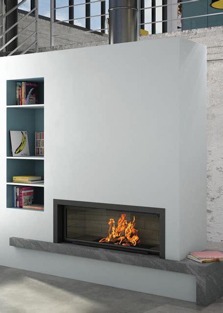 insert cuisine cheminée contemporaine de ou d 39 angle limoise seguin